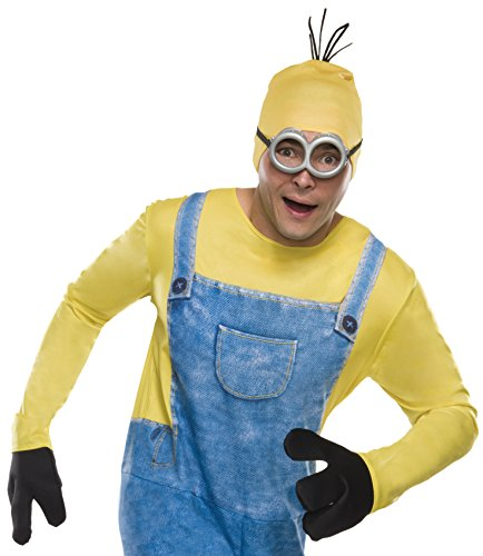Rubie's Costume Co Men's Minion Stuart Headpiece