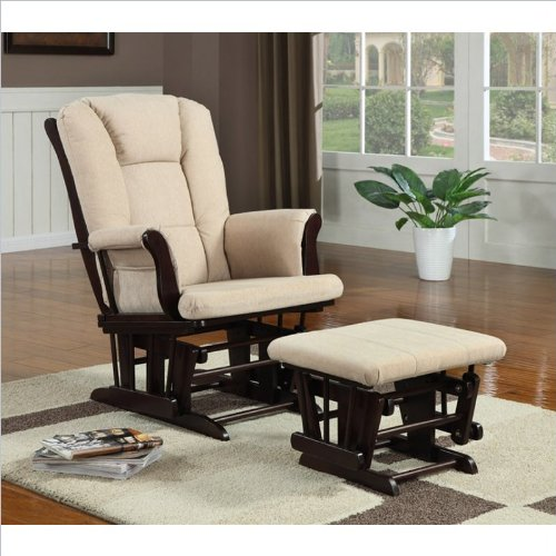 Glider And Ottoman Cushions front-164947