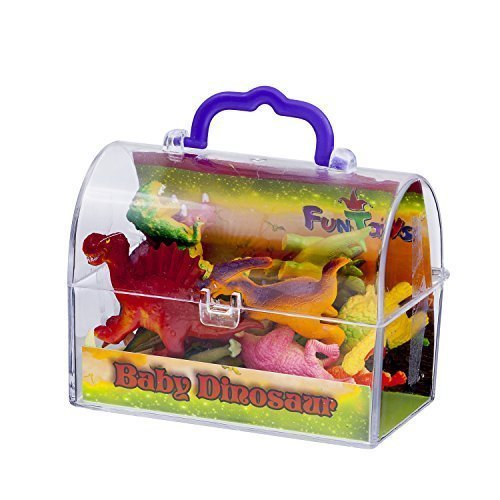 Baby Dinosaur Set of 6 with Nice Box - 1