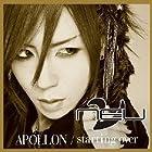 APOLLON / starting over 初回盤 ヒィロ ver.(在庫あり。)