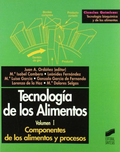 CIENCIA Y TECNOLOGIA DE LOS ALIMENTOS  descarga pdf epub mobi fb2