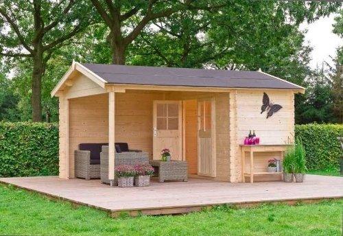 holz gartenhaus bausatz gartenlaube aus holz kaufen. Black Bedroom Furniture Sets. Home Design Ideas