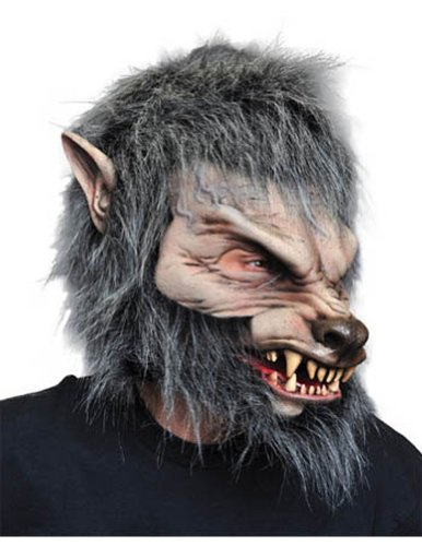 Scary-Masks Great Werewolf Halloween Costume - Most Adults
