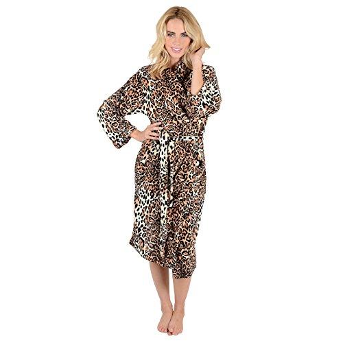 morgenmantel leopard preisvergleiche erfahrungsberichte und kauf bei nextag. Black Bedroom Furniture Sets. Home Design Ideas