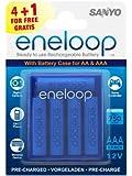 Sanyo Eneloop pack de 5 piles Micro AAA 750 mAh