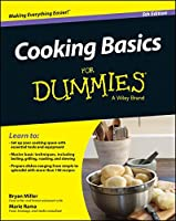 Cooking Basics For Dummies, 5th Edition Front Cover