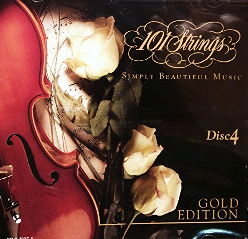 101 Strings Orchestra - 101 Strings: Gold Edition Disc 4 - Zortam Music