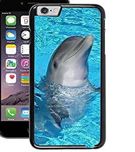 ColourCraft Lovely Dolphin Design Back Case Cover for APPLE IPHONE 6S