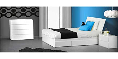 4-Pc Eco-Friendly Bedroom Set