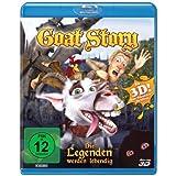 """Goat Story - Die Legenden werden lebendig [3D-Blu-ray] *In 3D f�r Shutterbrillen!*von """"Ziege"""""""