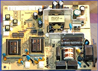 Repair Kit, Westinghouse LCM-19v7, LCD Monitor, Capacitors, Not the Entire Board