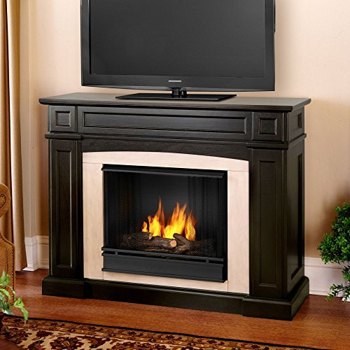 Real Flame 3710-DW Rutherford Ventless Gel Fireplace image
