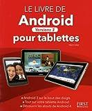 echange, troc Henri Lilen - Livre d'Android pour tablettes : Versions 3