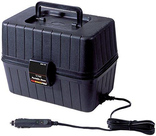 RoadPro 12-Volt Portable Stove, Black (12v Rice Cooker compare prices)
