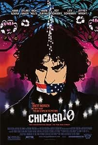 Chicago 10 Movie Poster (27 x 40 Inches - 69cm x 102cm) (2008) -(Hank Azaria)(Dylan Baker)(Abbie Hoffman)(Nick Nolte)(Jerry Rubin)(Mark Ruffalo)