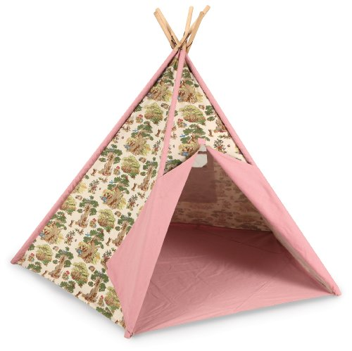 Kids Teepee Tent front-114576