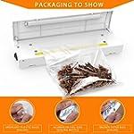 Heat Sealer, PAMISO Vacuum Sealer Bag...