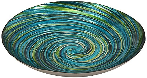 IMAX 83117 Aria Glass Bowl