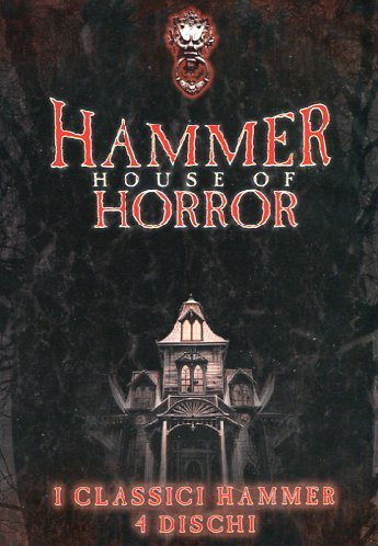 Hammer House Of Horror - I Racconti Del Brivido (4 Dvd)