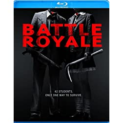 Battle Royale [Blu-ray]