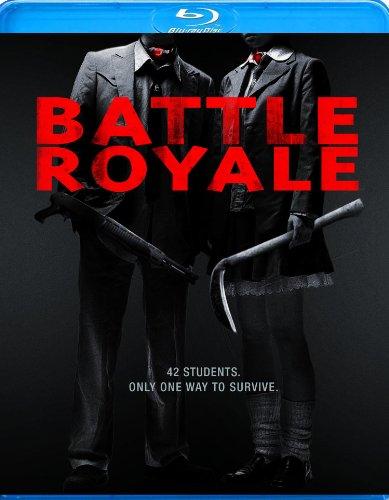 Blu-ray : Battle Royale (Blu-ray)