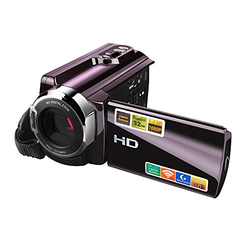 cocare-5053-digital-camcorder-fhd-dv-touch-screen-video-recorder-wifi-camera-16x-zoom-dvr-night-visi