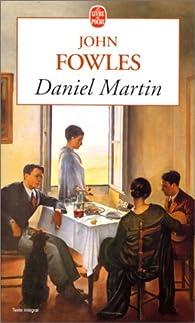 Daniel Martin par John Fowles