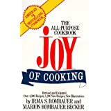 The Joy of Cooking Standard Edition: The All-Purpose Cookbook (Plume) ~ Irma S. Rombauer