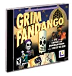Grim Fandango (Jewel Case)