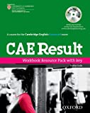 img - for CAE Result, New Edition: Workbook Resource Pack with Key book / textbook / text book