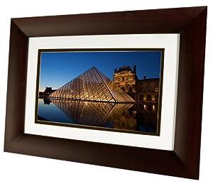 HP HP-DF1010P1 10-Inch Digital Picture Frames (Espresso Brown)