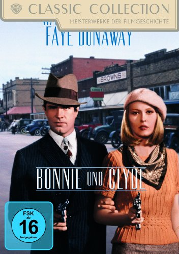 DVD * BONNIE UND CLYDE - CLASSIC COLLECTION [IMPORT ALLEMAND] (IMPORT) (DVD)