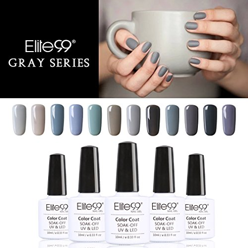 elite99-uv-nagellack-nailart-gel-polish-nagelgel-grau-serie-gelish-farbgel6x10ml