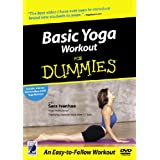 Basic Yoga Workout For Dummies [DVD]by Andrea Ambandos