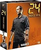 24 -TWENTY FOUR- シーズン5 (SEASONSコンパクト・ボックス) [DVD] / キーファー・サザーランド, キム・レイヴァー, メアリー=リン・ライスカブ (出演)