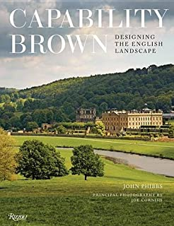 Book Cover: Capability Brown: Designing the English Landscape