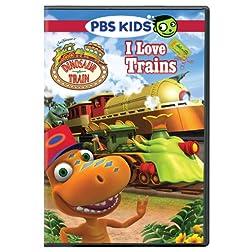 Dinosaur Train: I Love Trains
