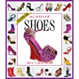 365 Days of Shoes Calendar 2011 (Picture-A-Day Wall Calendars)