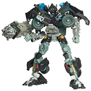 Catterpillar Transformers: Dark of the Moon MechTech Voyager Ironhide