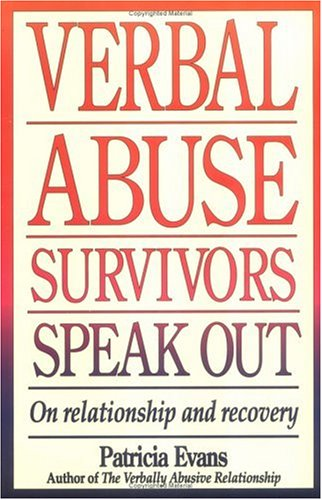 Image for Verbal Abuse : Survivors Speak Out on Releationship and Recovery