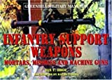 Infantry Support Weapons: Mortars, Missiles and Machine Guns (Greenhill Military Manuals)