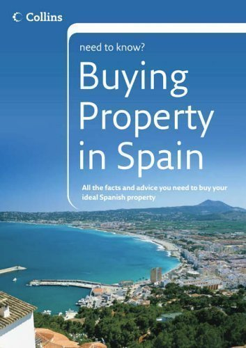 Buying Property in Spain (Collins Need to Know?) PDF