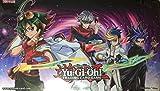 遊戯王 generationduel 公式 プレイマット ARC-V 榊 遊矢