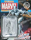 Various Classic Marvel Figurine Collection 7 Silver Surfer (Classic Marvel Figurine Collection)