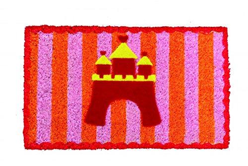 Shoe-Max 'My pink castle', Fussmatte
