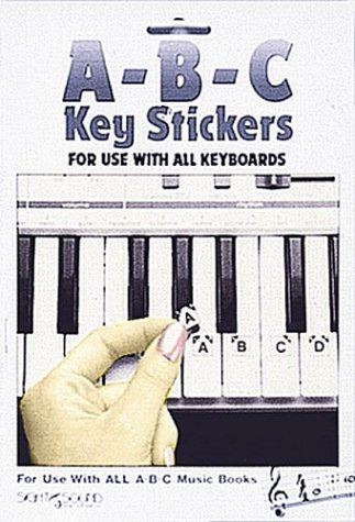 ABC Keyboard Stickers