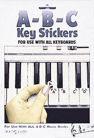 ABC Keyboard Stickers (Accessory)