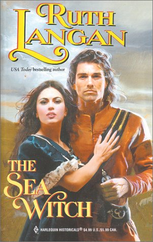 Sea Witch (The Sirens Of The Sea) (Historical, 523), RUTH LANGAN