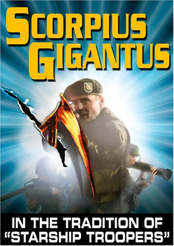 Cover art for  Scorpius Gigantus