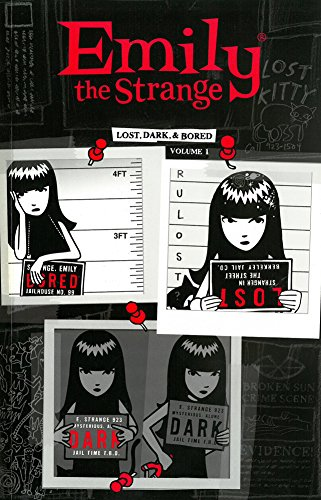 Emily The Strange: Lost, Dark, and Boring